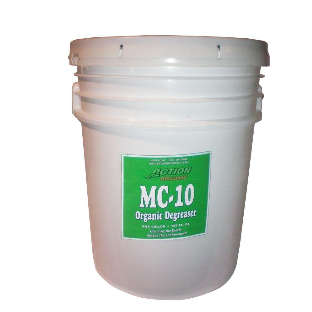 ACTION ORGANIC 1-5 Gal. Pail Organic All-Purpose Cleaner and Degreaser (at 300% Super Concentrate)