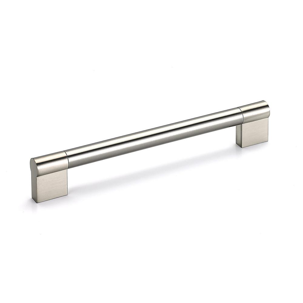 320 Mm Center To Brushed Nickel Cabinet Pull