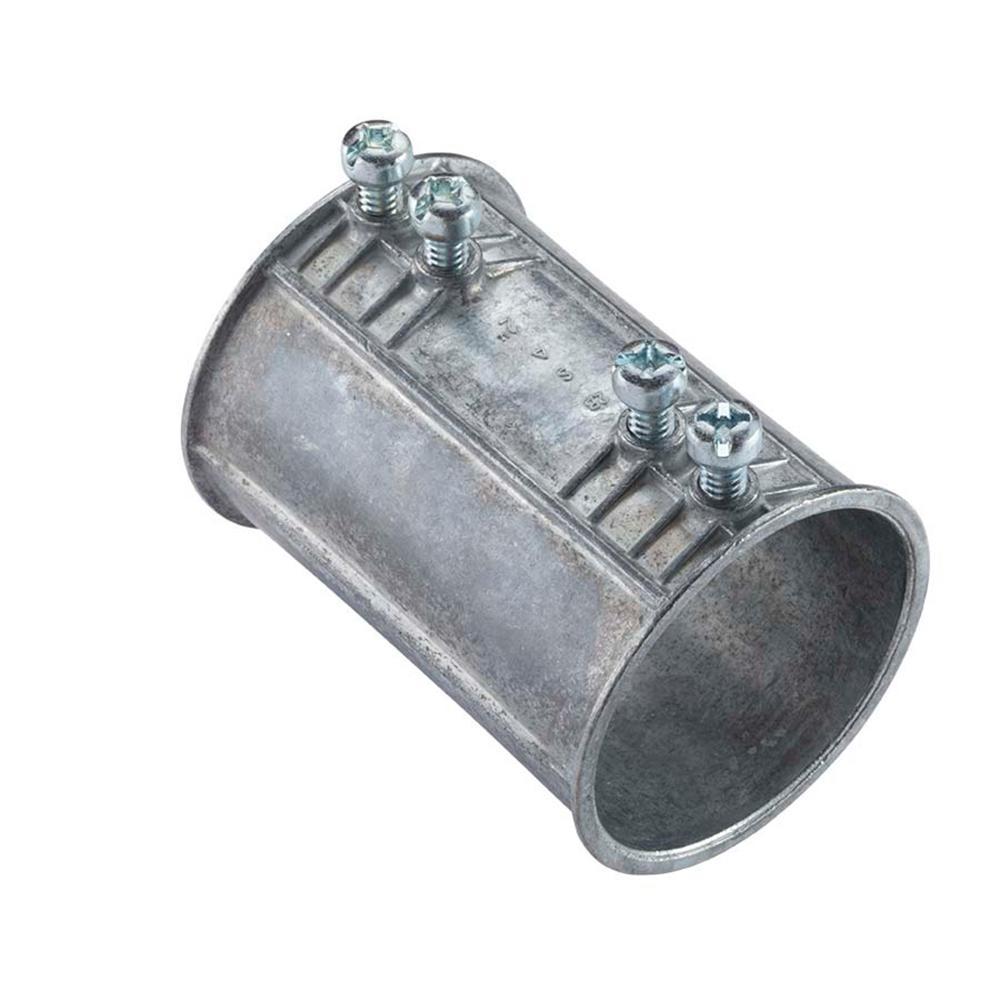 1-1/2 in. Electrical Metallic Tube (EMT) Set-Screw Coupling