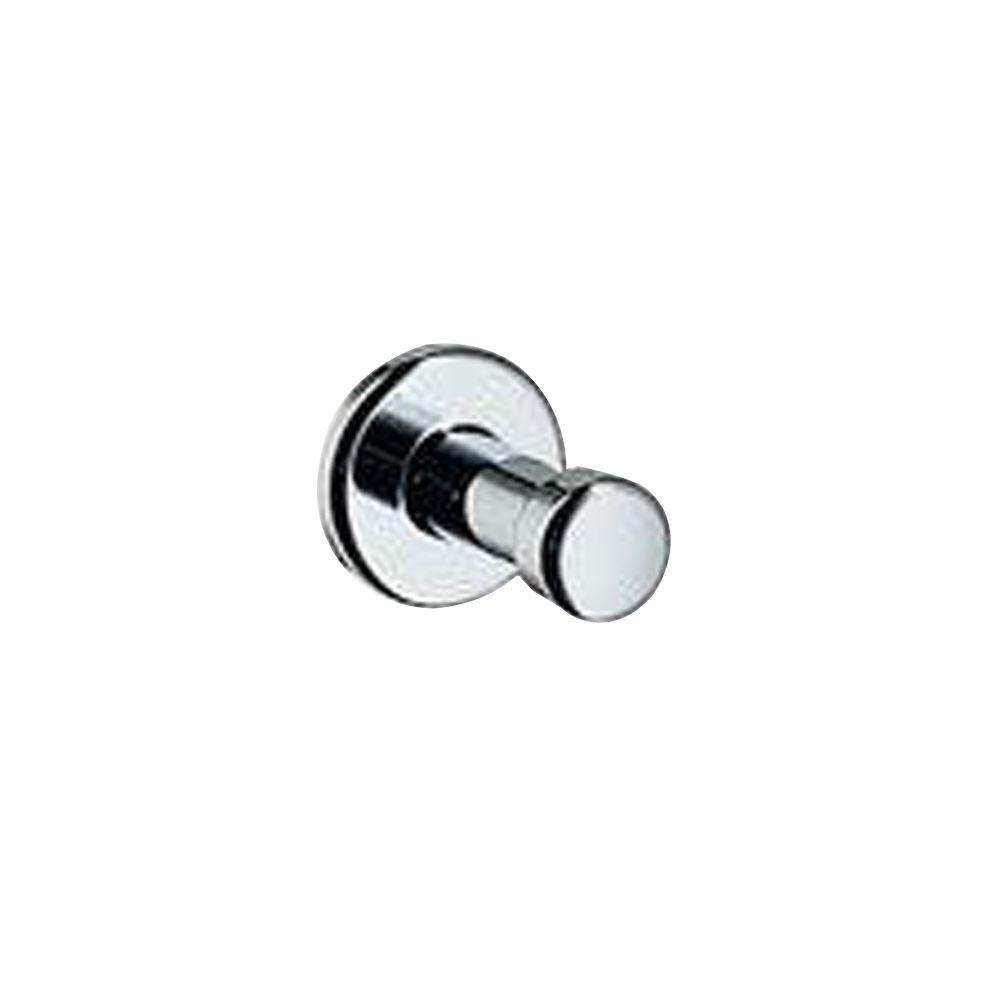 Hansgrohe Axor Single Face Cloth Hook in Chrome