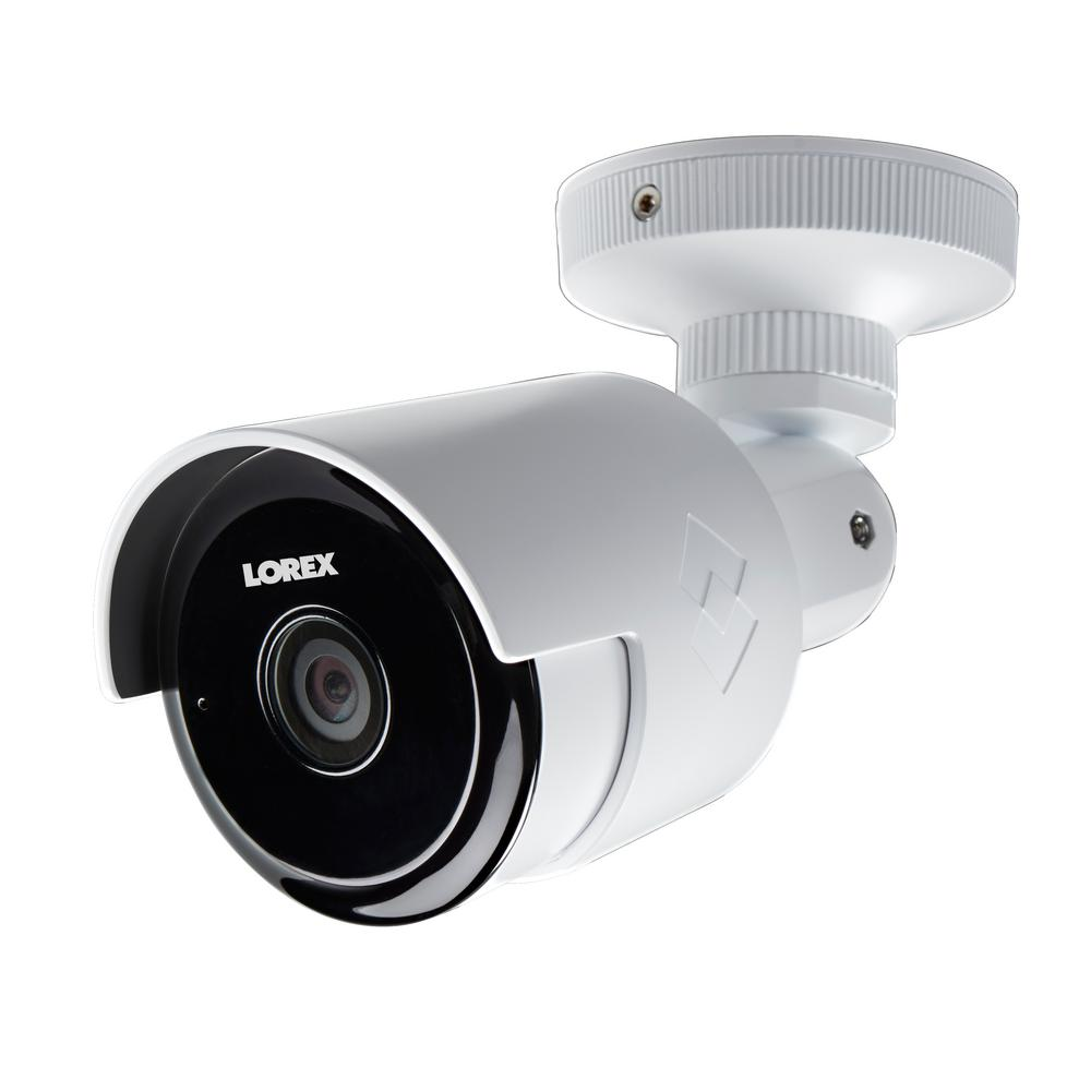 4MP Super HD Wi-Fi Indoor/Outdoor Bullet Security Camera