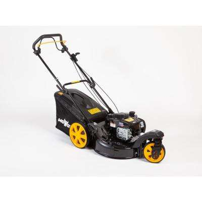 21 in. Zero-Turn Gas Self-Propelled High Wheel Mower with Briggs and Stratton 675exi, 163cc Engine, 3-n-1