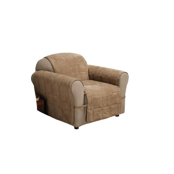 Innovative Textile Solutions Ultimate Faux Suede Chair Protector