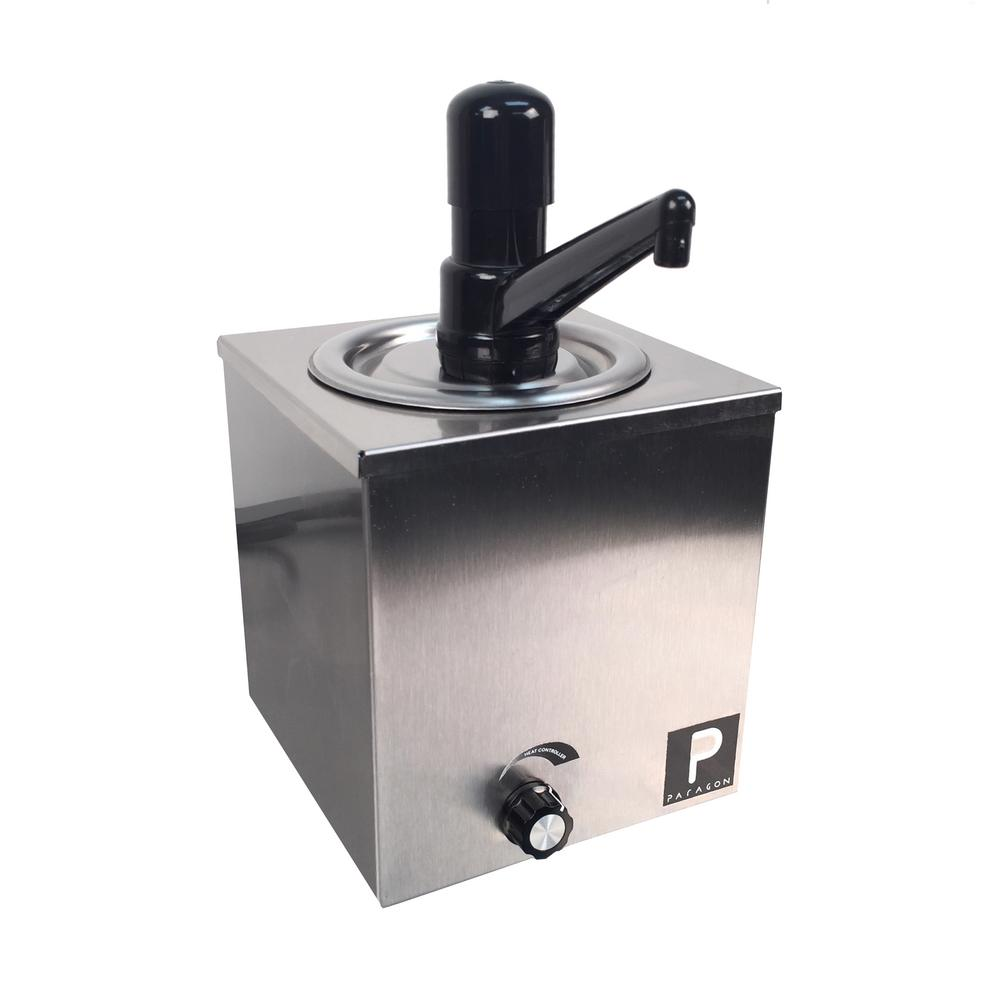 Paragon Pro-Style Warmer, Stainless