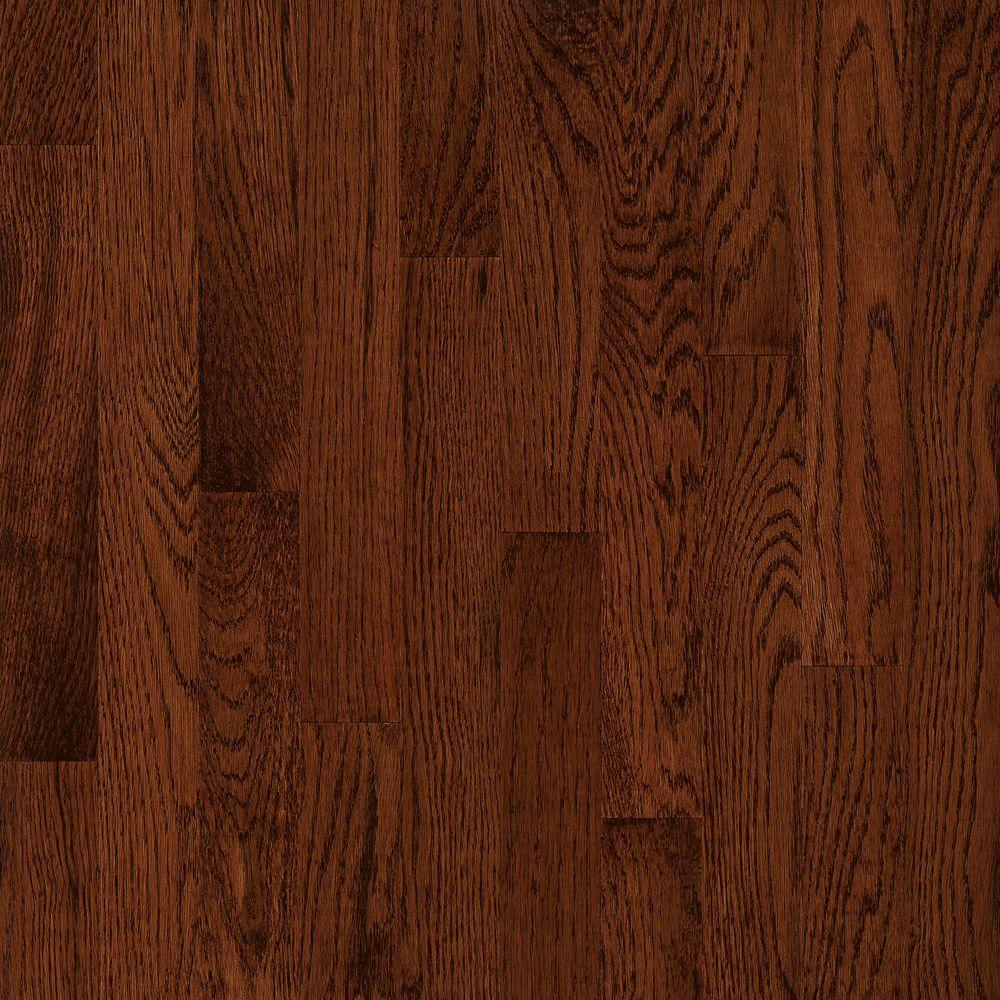 American Originals Deep Russet White Oak 3/4 in. T x 3-1/4