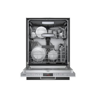 800 Series 24 in. Custom Panel Ready 24 in. Top Control Tall Tub Dishwasher with Stainless Steel Tub, CrystalDry, 42dBA