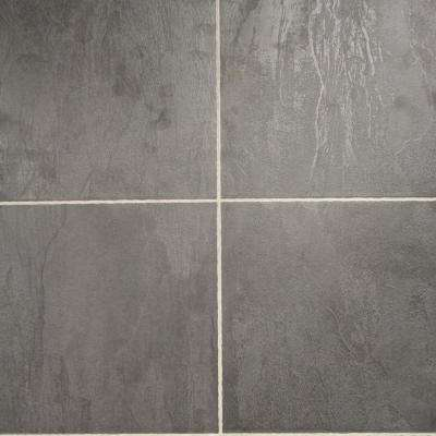 Take Home Sample - Black Slate Laminate - 5 in. Wide x 12 in. Length