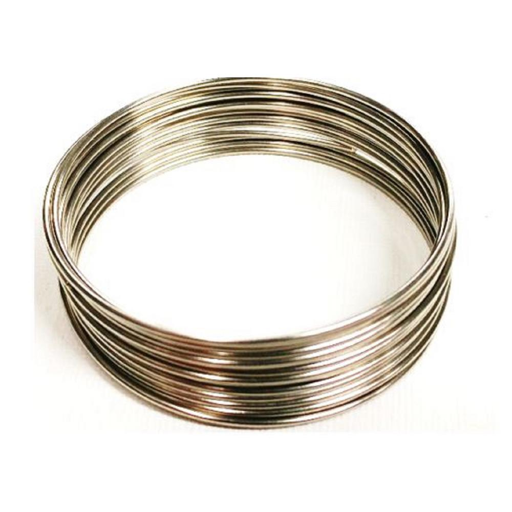 OOK 9 ft. 50 lbs. Smooth High Carbon Steel Piano Wire-534279 - The ...