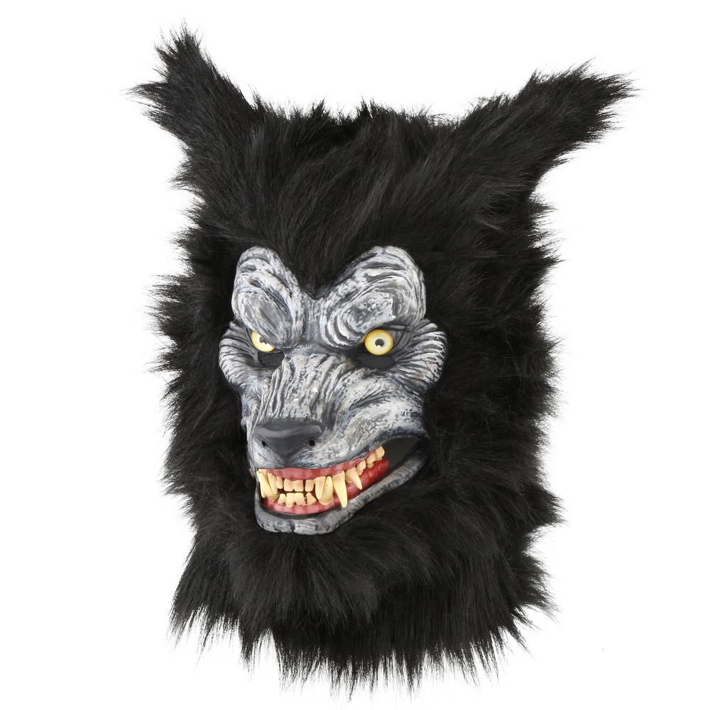185 in animalistic masks werewolf