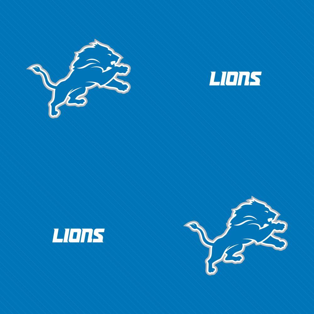 Detroit Lions Blue Wallpaper Home
