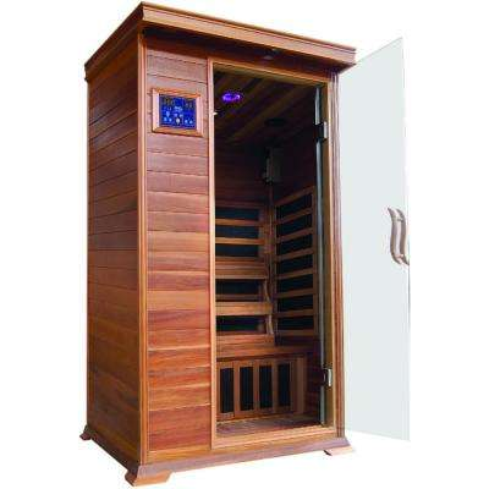 Sedona 1-Person Infrared Sauna