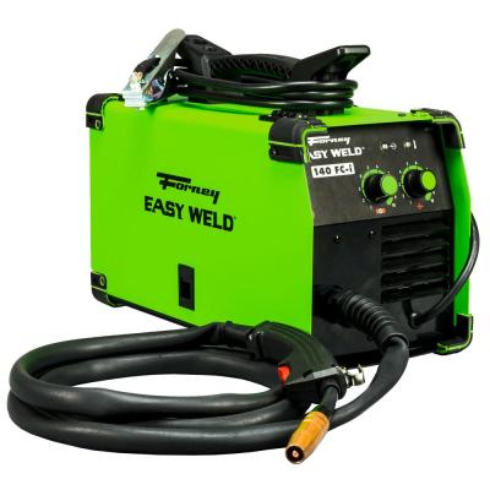 Forney 120 Volt. 140 Amp Easy Weld FC-i Flux Core Gasless Welder