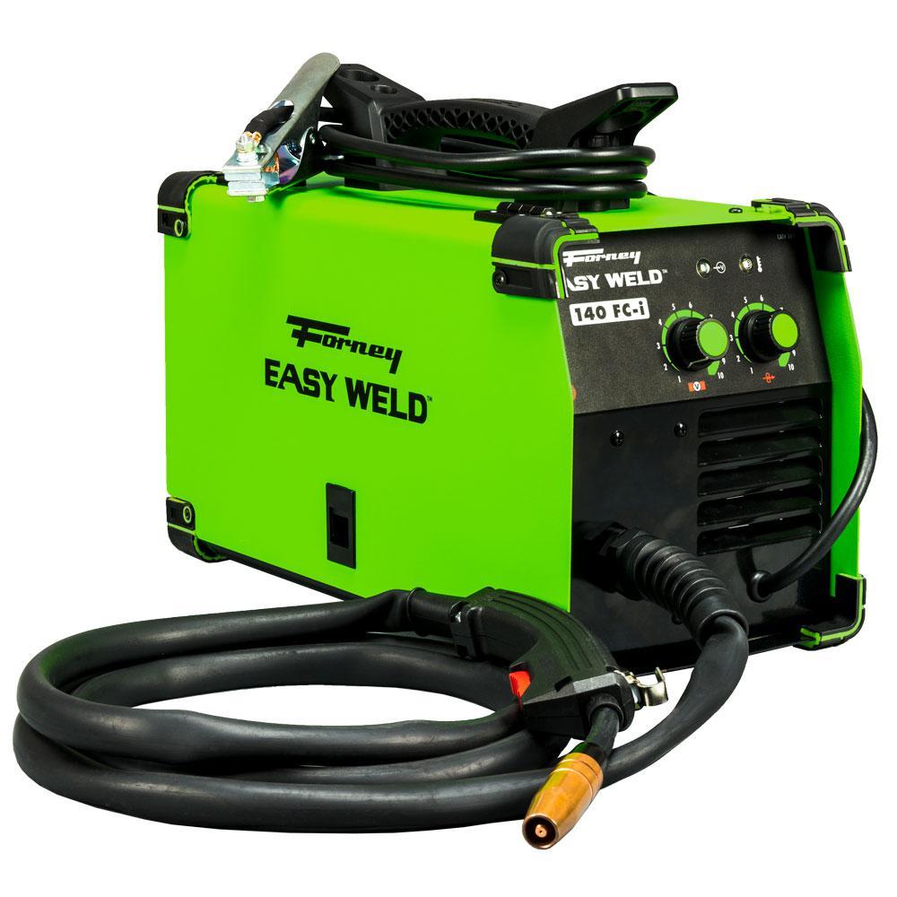 120-Volt 140 Amp Easy Weld FC-i Flux Core Gasless Welder