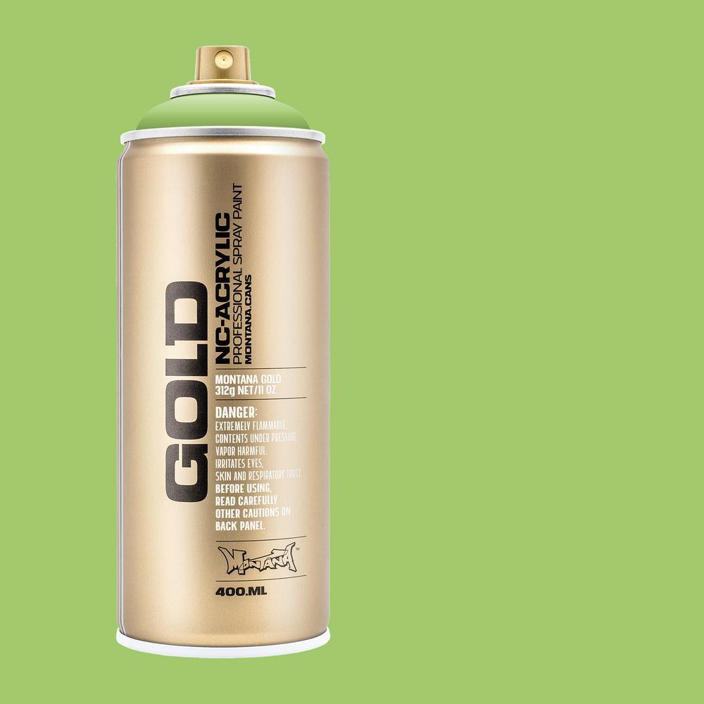 13 oz. GOLD Green Apple Spray Paint