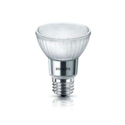 50-Watt Equivalent PAR20 Dimmable LED Light Bulb Daylight Glass