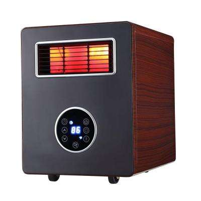 1,500-Watt 5,120 BTU Advanced PTC Heater with HEPA Filter and UV Lamp
