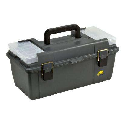Grab 'N' Go 20 in. Tool Box with Tray