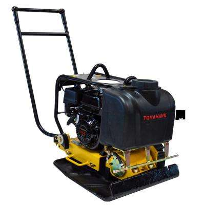 5.5 HP Forward Plate Compactor with Water Tank for Asphalt/Aggregate/Cohesive Soil Compaction