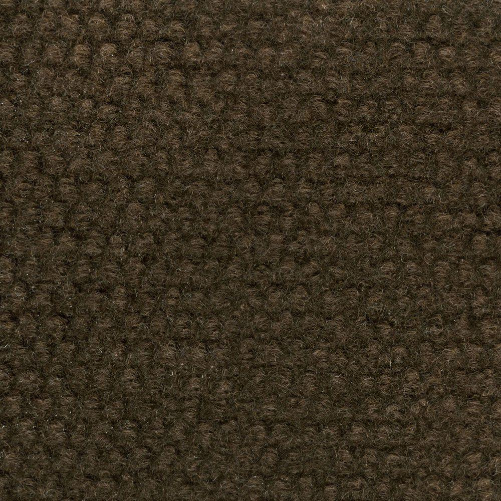 Caserta Walnut Hobnail Texture 18 in. x 18 in. Indoor/Outdoor Carpet
