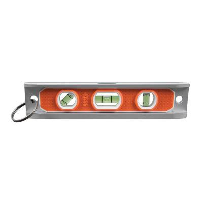 Rare Earth Magnetic Torpedo Level with Tether Ring