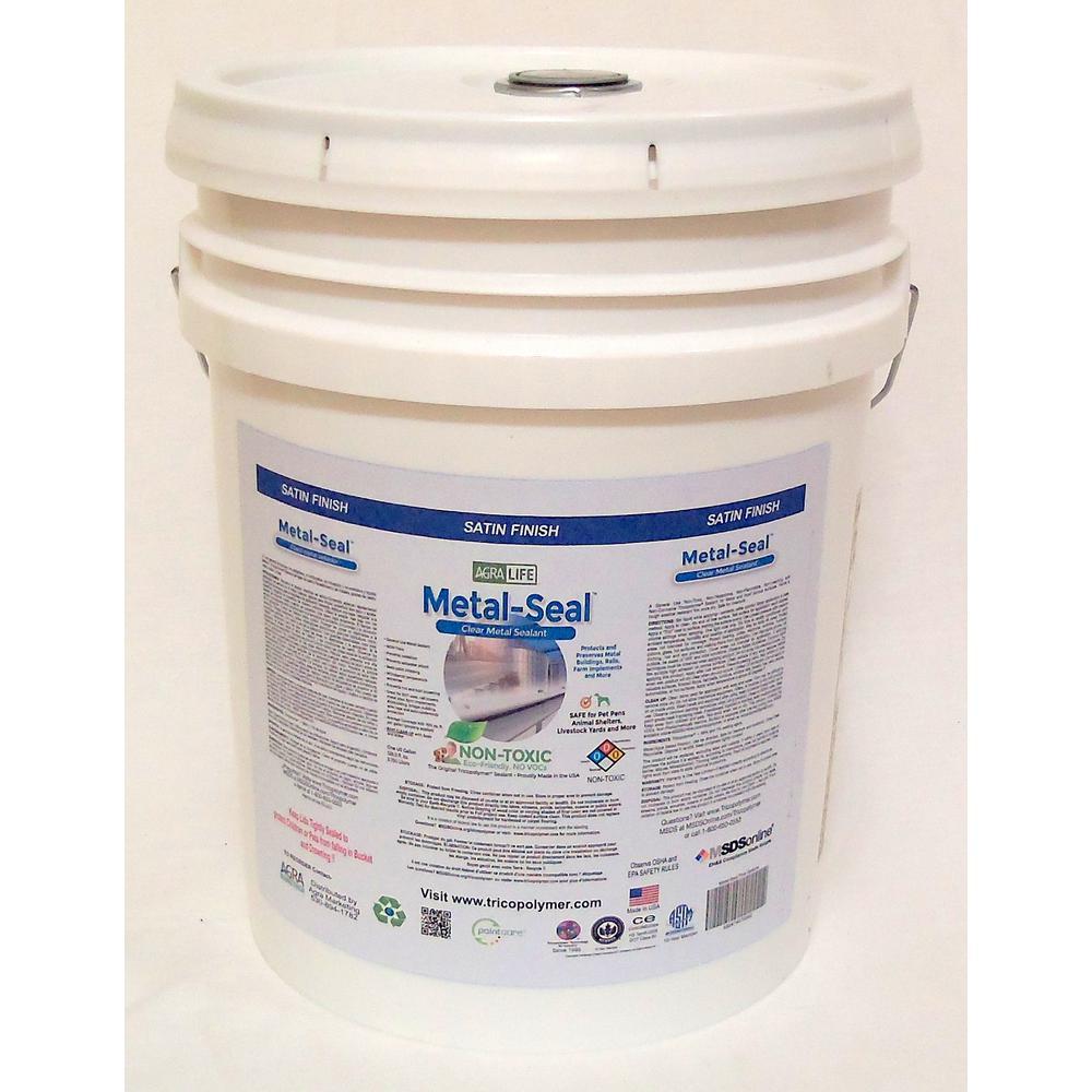 AgraLife Metal-Seal 5 Gal. Tricopolymer sealant for metal