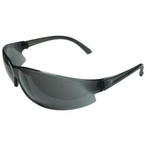 ERB Superbs Eye Protection Gray/Gray Temple/Frame and Gray Lens by ERB