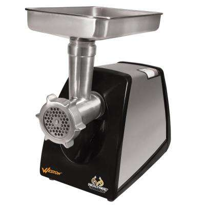 650-Watts #8 Electric Meat Grinder and Sausage Stuffer with Cover