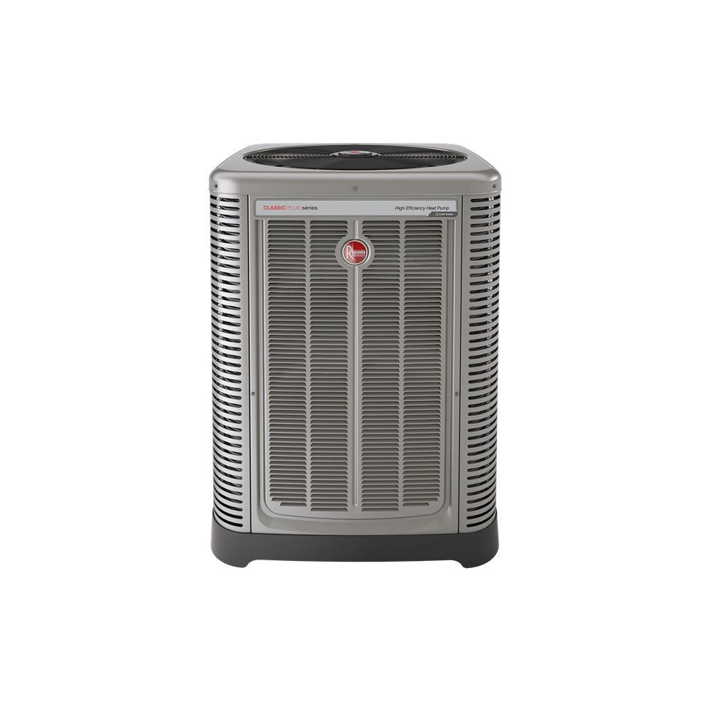 Installed Classic Plus Series Heat Pump