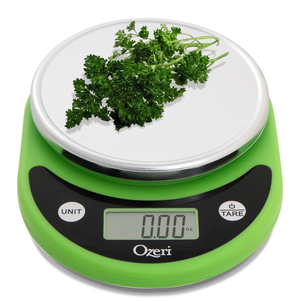 Ozeri Pronto Digital Food Scale-ZK14-L - The Home Depot