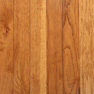 Hickory Autumn Wheat 3/4 in. Thick x 2-1/4 in. Wide x Random Length Solid Hardwood Flooring (20 sq. ft. / case)