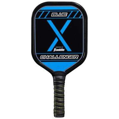 Pickleball Blue Aluminum Challenger Paddle