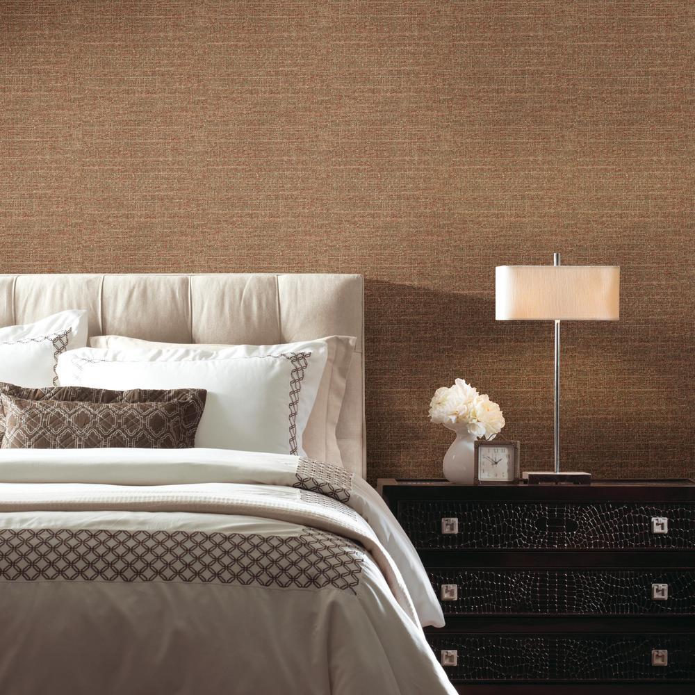 28.18 sq. ft. Tweed Peel and Stick Wallpaper