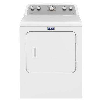 Bravos 7.0 cu. ft. Gas Dryer in White