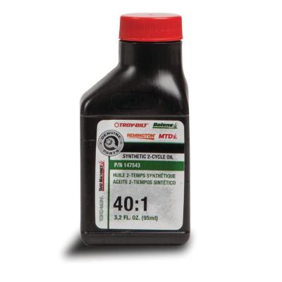 3.2 oz. 40:1 Synthetic Blend 2-Cycle Oil