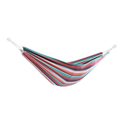 12 ft. Brazilian Style Cotton Double Hammock Bed in Multi-Colors