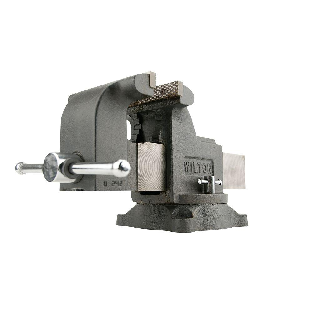 WS6 6 in. Shop Vise 3.5 in. Throat Depth