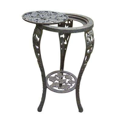 Grape Table Plant Stand