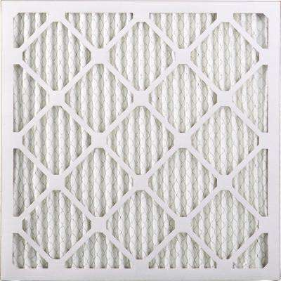 12 in. x 20 in. x 1 in. Supreme Allergen Pleated MERV 14 - FPR 10 Air Filter (3-Pack)