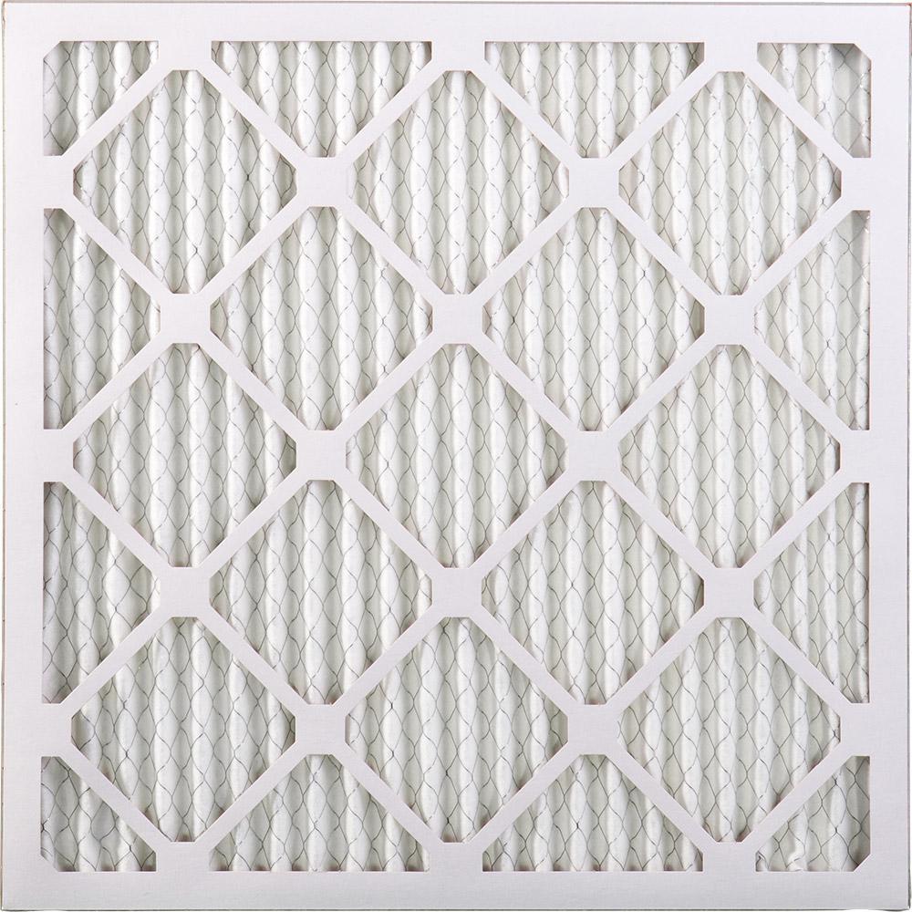 24 in. x 24 in. x 1 in. Supreme Allergen Pleated MERV 14 - FPR 10 Air Filter (3-Pack)