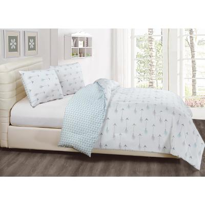 Zaylee 3-Piece Multicolored Full/Queen Comforter Set