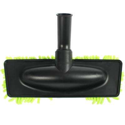 Mop Head Hard Floor Attachment with Microfiber Fringe for Vacuum Cleaners