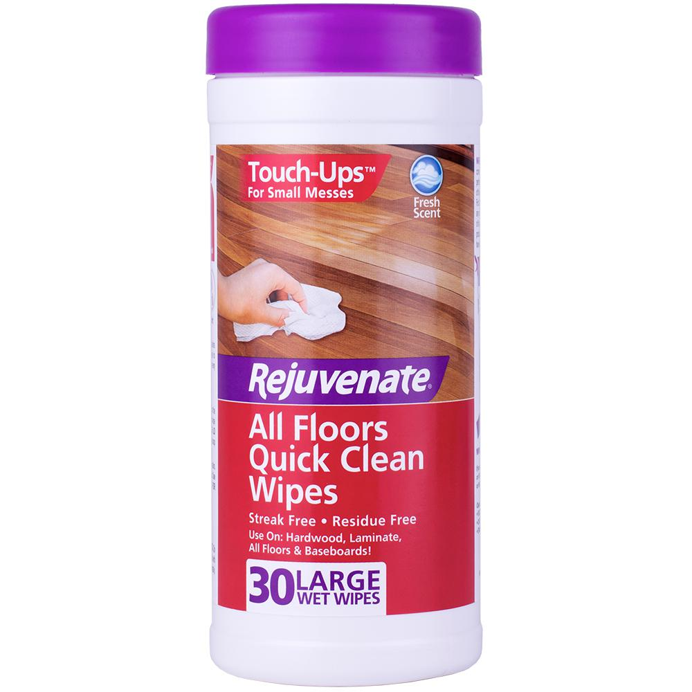 Rejuvenate Rejuvenate 30-Count All Floors Quick Clean Wipes