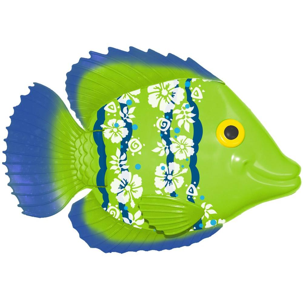 Swim Ways Green Swimming Fish Pool Toy