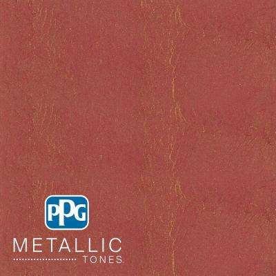 1 qt.#MTL142 Sanguine Metallic Interior Specialty Finish Paint