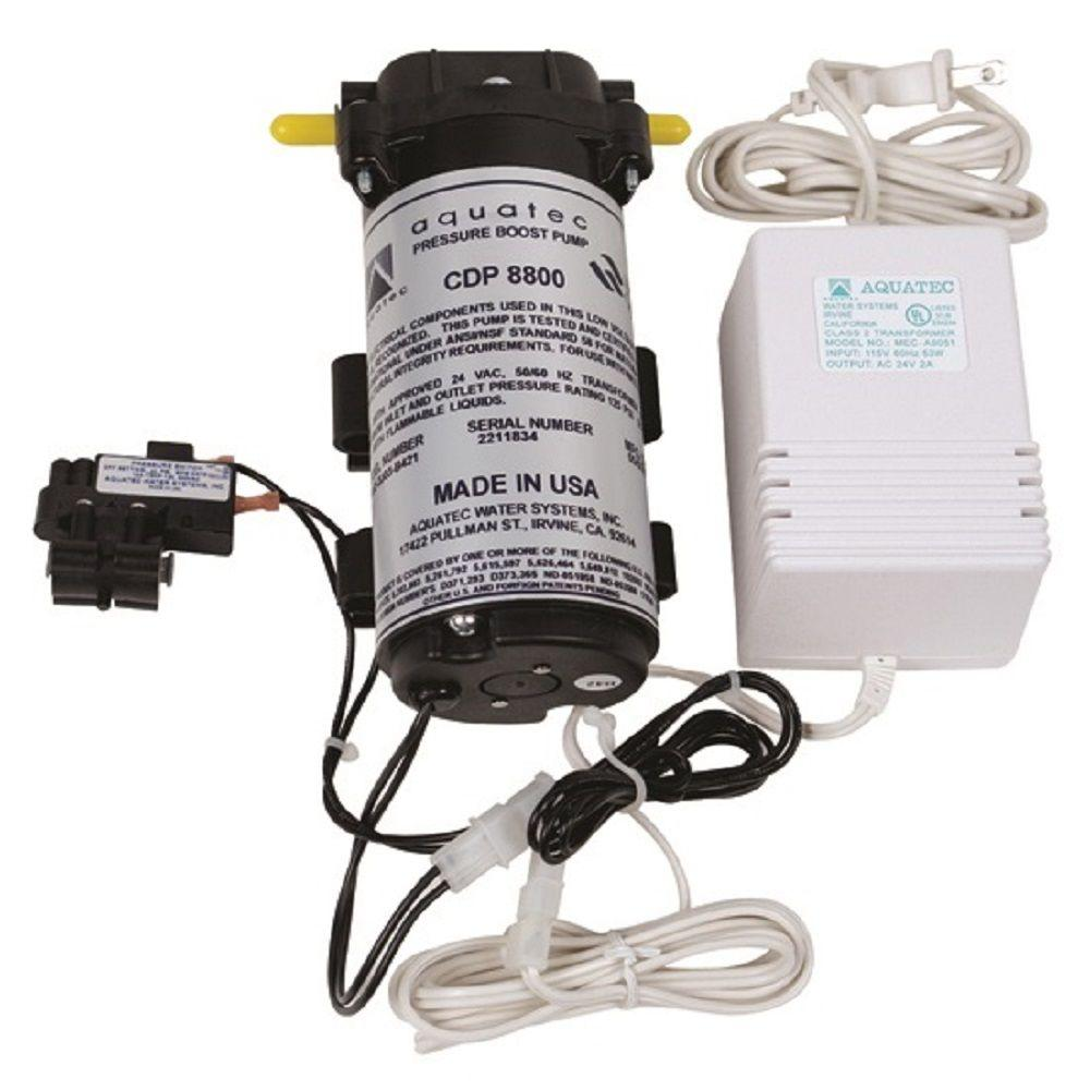 3/8 in. Quick Connect Pressure Booster Pump