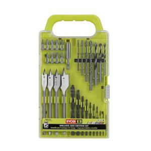 Black Oxide Drill and Drive Kit (31-Piece)