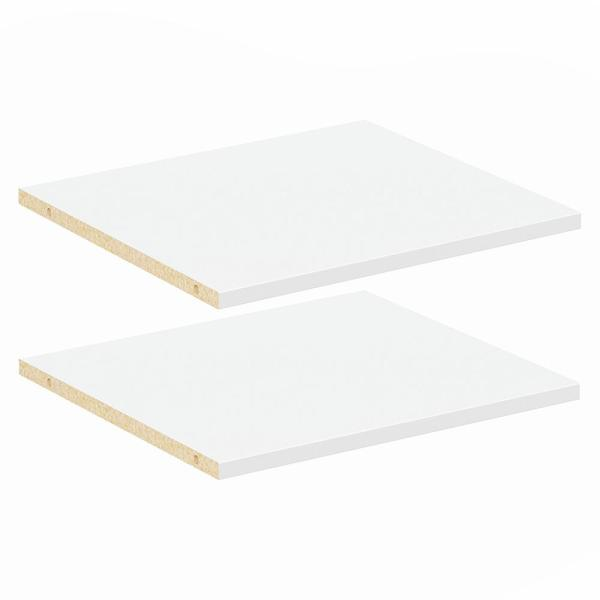 Style+ White Shelf Kit for 17 in. W Style+ Tower (2-Pack)