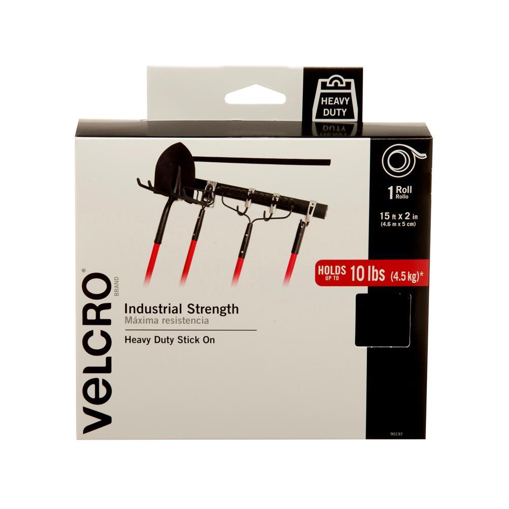 VELCRO Brand 15 ft. x 2 inch Industrial Strength Tape by VELCRO Brand