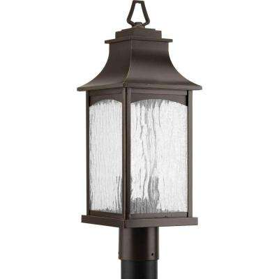 Maison Collection 2-Light Oil-Rubbed Bronze Outdoor Post Lantern