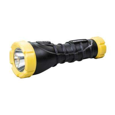180 Lumen LED TPE Rubber Flashlight